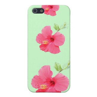 Hibiscus Hard Shell Case of iPhone 4 iPhone 5 Case