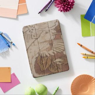 Hibiscus Humming Bird iPad Pro Cover