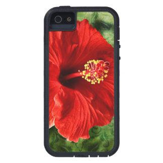 Hibiscus iPhone 5/5S, Tough Xtreme iPhone 5 Cases