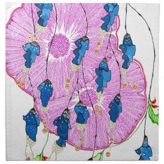Hibiscus.jpg Napkin