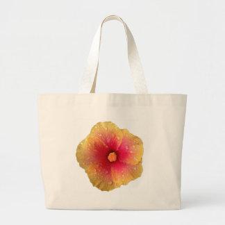 Hibiscus Jumbo Tote