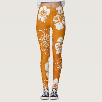 Hibiscus Leggings