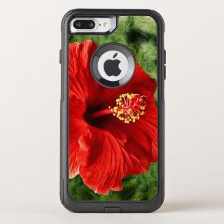 Hibiscus OtterBox Commuter iPhone 7 Plus Case