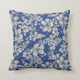 Hibiscus Pareau Hawaiian Decorative Pillows