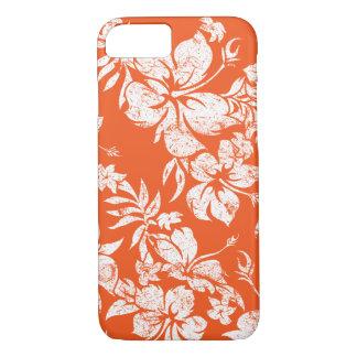 Hibiscus Pareau Hawaiian Floral iPhone 8/7 Case