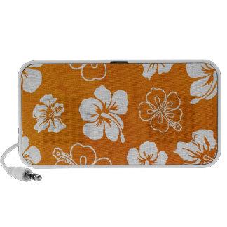 Hibiscus Portable Speakers