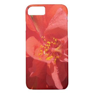 Hibiscus Red Flowering Plant iPhone 7 Case
