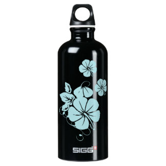 Hibiscus SIGG Traveller 0.6L Water Bottle