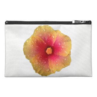 Hibiscus Travel Accessory bag