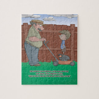 Hiccup Book puzzle - The Neighbour - 8x10 (110 pc)