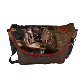 Hiccup Explorer Courier Bag