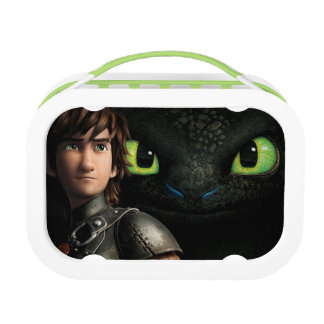Hiccup & Toothless Lunch Boxes