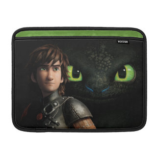 Hiccup & Toothless MacBook Air Sleeve