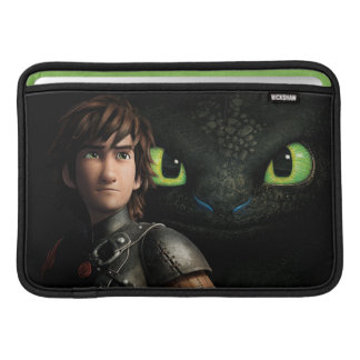 Hiccup & Toothless Sleeve For MacBook Air