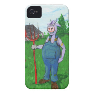 Hick Cows iPhone 4 Case