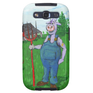 Hick Cows Samsung Galaxy S3 Cover