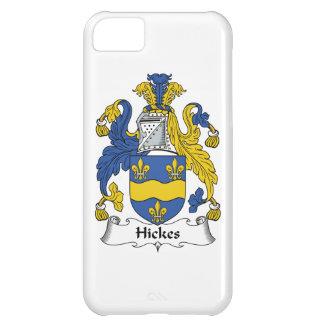 Hickes Family Crest iPhone 5C Case