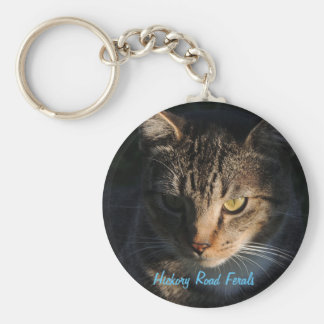 Hickory Road Feral Keychains