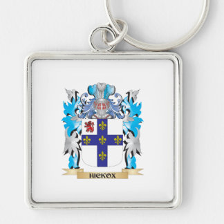 Hickox Coat of Arms - Family Crest Key Ring