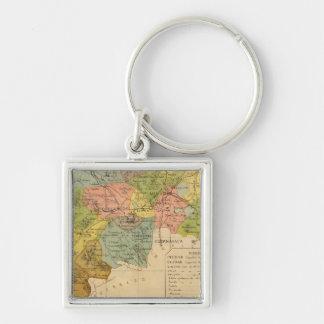 Hidalgo, Mexico Key Ring