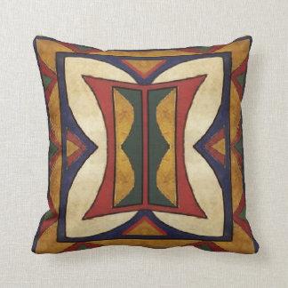 HIDATSA - MANDAN?  1909 Parfleche style pillow