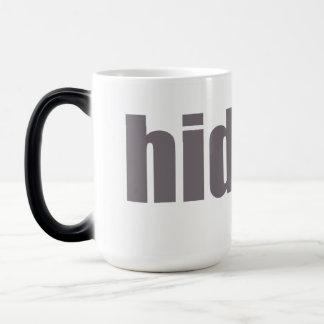 hidden agenda mauve edition magic mug