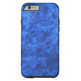 Hidden Canines in Blue Walnut iPhone 6 case Tough iPhone 6 Case