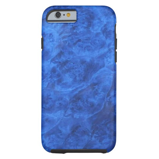 Hidden Canines in Blue Walnut iPhone 6 case