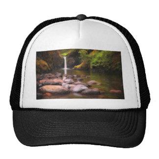 hidden creek mesh hats