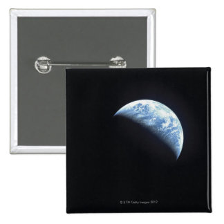 Hidden Earth 15 Cm Square Badge