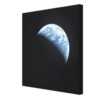 Hidden Earth Canvas Print