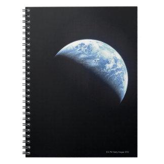 Hidden Earth Notebook