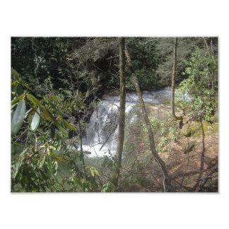 Hidden Falls Photograph