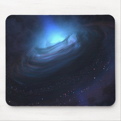 Hidden Forces Mousepad
