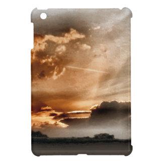 Hidden Glory Sunset Case For The iPad Mini