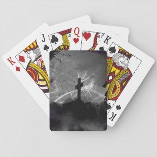 Hidden Grave Standard Playing Cards