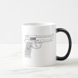 Hidden Gun! Mug