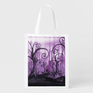 Hidden Hearts Trees Surreal Fantasy Landscape Art