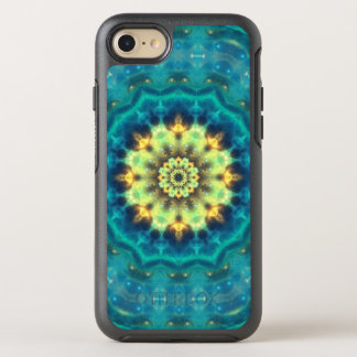 Hidden Lotus Mandala OtterBox Symmetry iPhone 7 Case