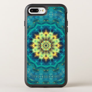 Hidden Lotus Mandala OtterBox Symmetry iPhone 7 Plus Case