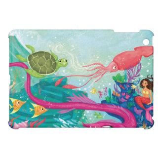 Hidden Ocean Treasures iPad Mini Covers