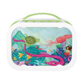 Hidden Ocean Treasures Lunch Box