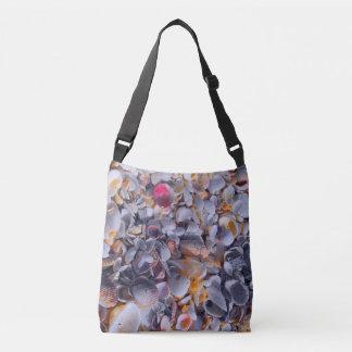 Hidden Sea Shell Colors Crossbody Bag