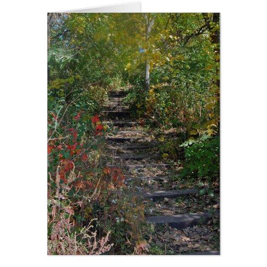 Hidden Stairway Card