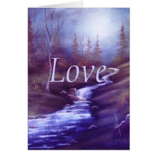 Hidden Stream Love Card
