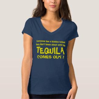 Hidden Talent TEQUILA Party Shirt