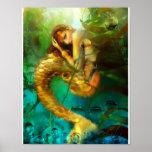 Hidden Water Spirit Poster