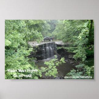 Hidden West Virginia Poster