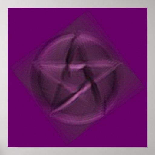 Hidden Wiccan Print