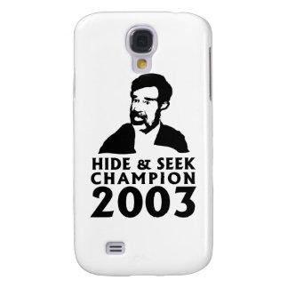 Hide And Seek Champion 2003 Samsung Galaxy S4 Case